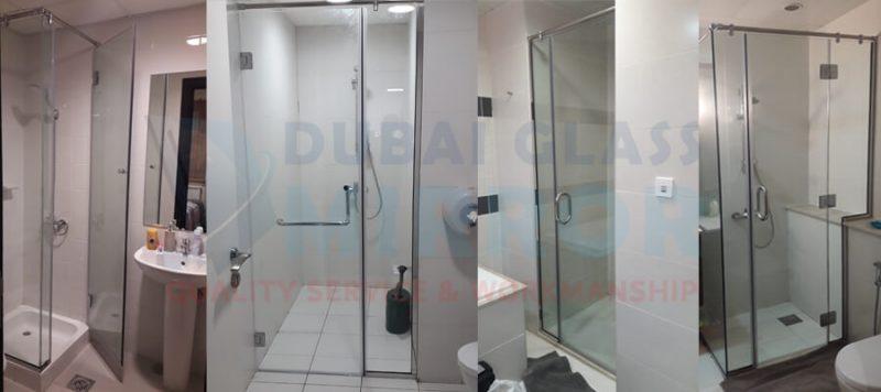 Swing Shower Screen in Dubai